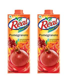 Real Fruit Juice, Pomegranate, 1L (Pack...