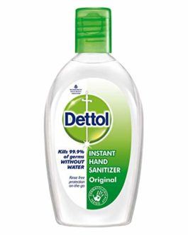 Dettol Instant Hand Sanitizer – 50 ml