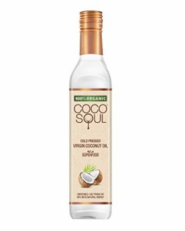 Coco Soul Cold Pressed Organic Virgin...