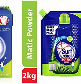 Surf Excel Matic Top Load Detergent...