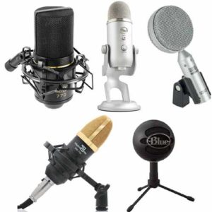 Top 5 Best Microphones in India 2021 – Reviews & Buying Guide