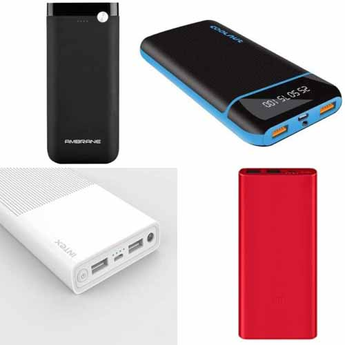Top 7 Best 20000 mAh Power Banks in India 2021 – Buying Guide & Reviews