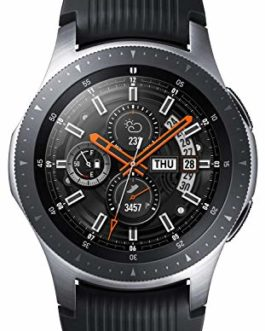 (Renewed) Samsung Galaxy SM-R800NZSAINU Smartwatch (Silver)