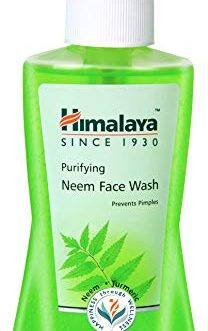 Himalaya Herbals Purifying Neem Face Wash,...