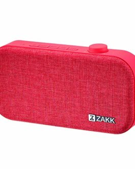 Zakk Lounge Bluetooth Wireless Portable Speaker...
