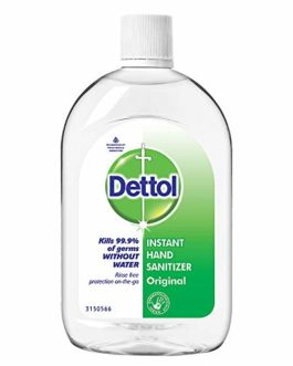 Dettol Original Germ Protection Alcohol based...
