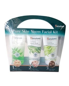 Himalaya Pure Skin Neem Facial Kit...