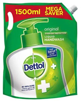 Dettol Original Germ Protection Handwash Liquid...